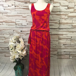 Michael Kors Maxi Dress Sz M (G10)